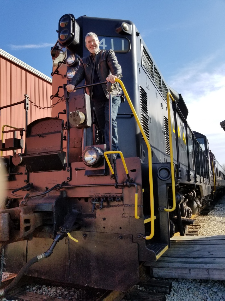 Kentucky Railway Museum