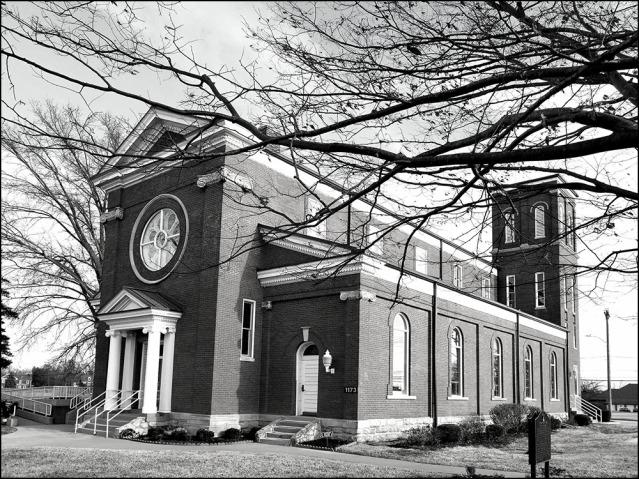 Historic Lincoln Main Post Chapel