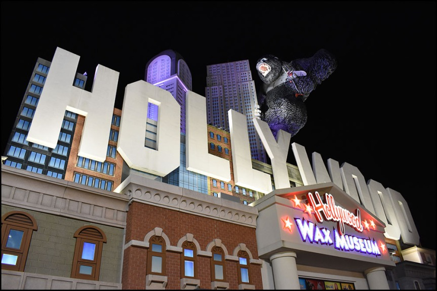 Hollywood Wax Museum, Branson, Missouri