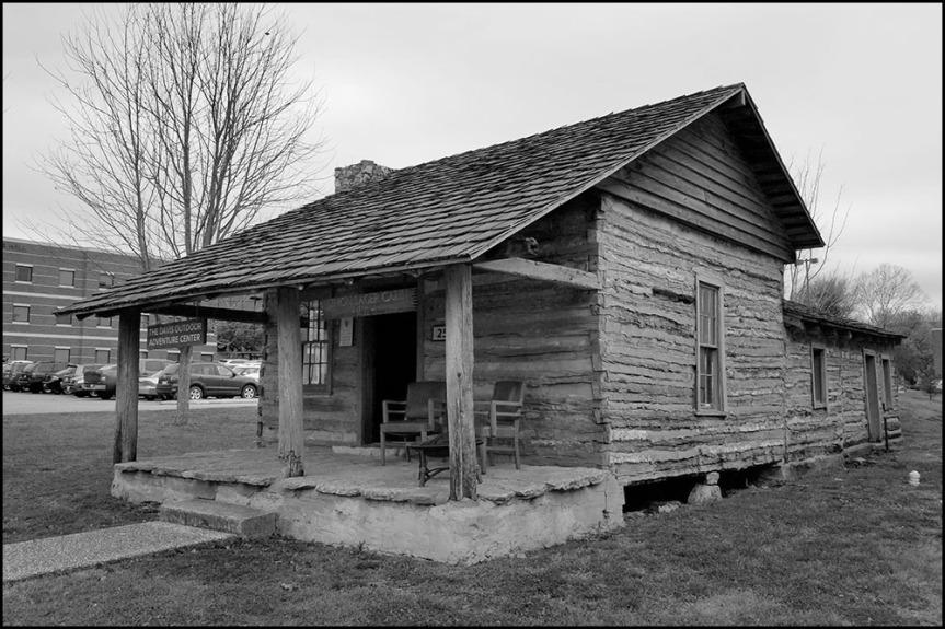 Simon Sager Cabin