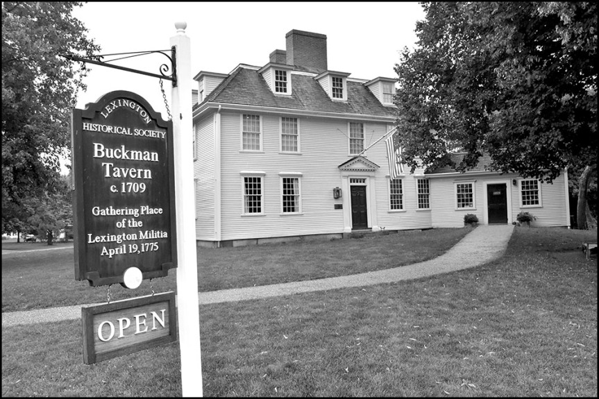 Buckman Tavern