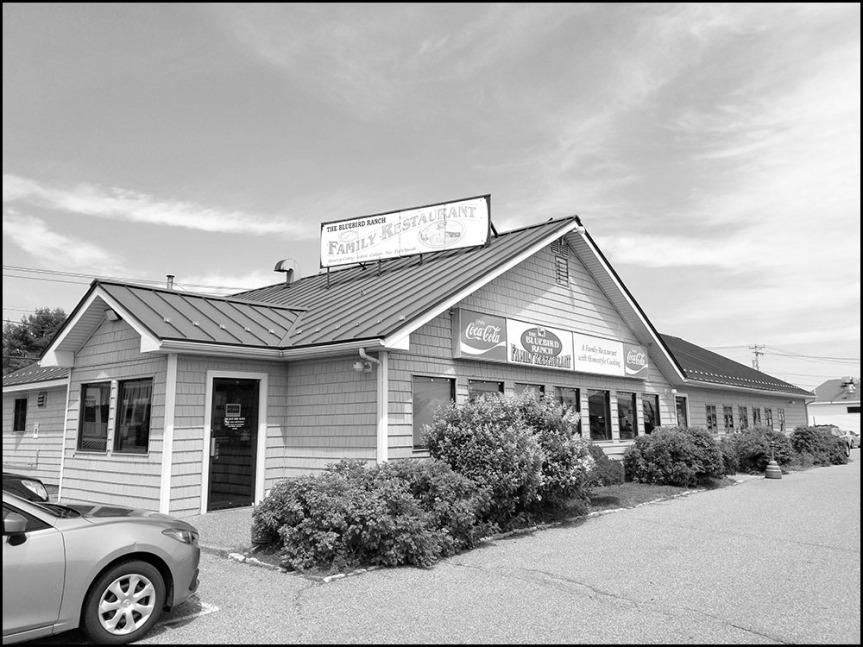 Bluebird Ranch Restaurant