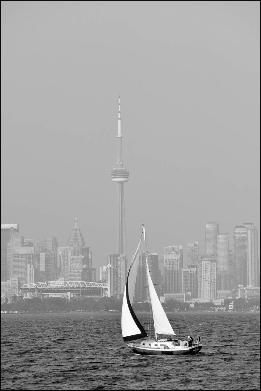 Toronto from Humber Bay Park
