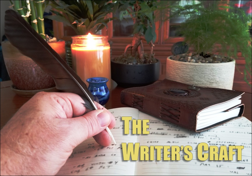 The Writer's Craft – And so it Begins!