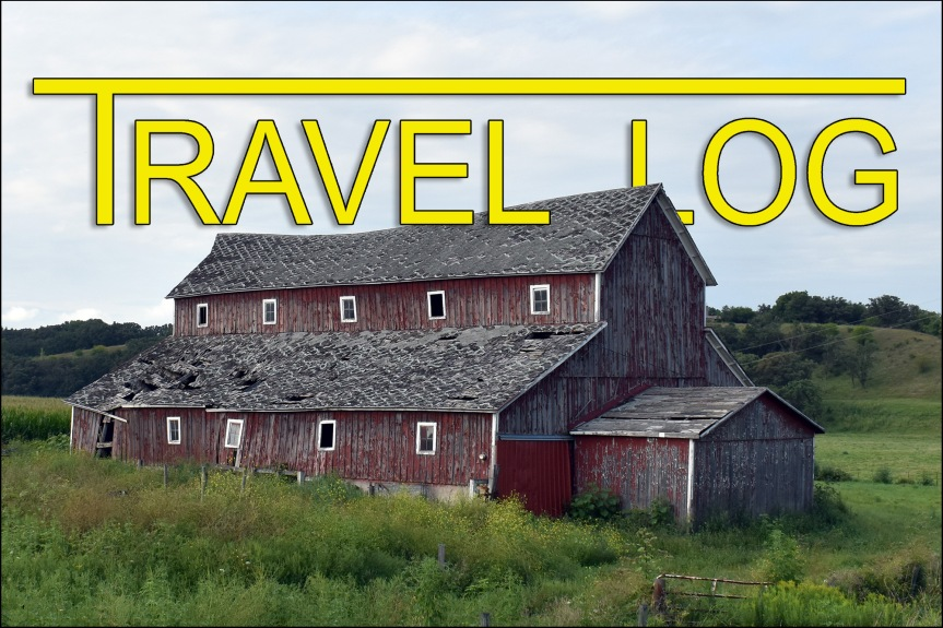 Travel Log: Hunting Abandoned Buildings