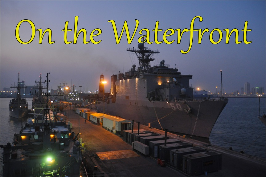 On the Waterfront – Talk About AttemptedSabotage!
