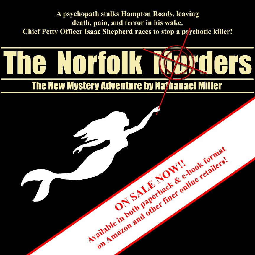 """The Norfolk Murders"" is on SALENOW!!!!"