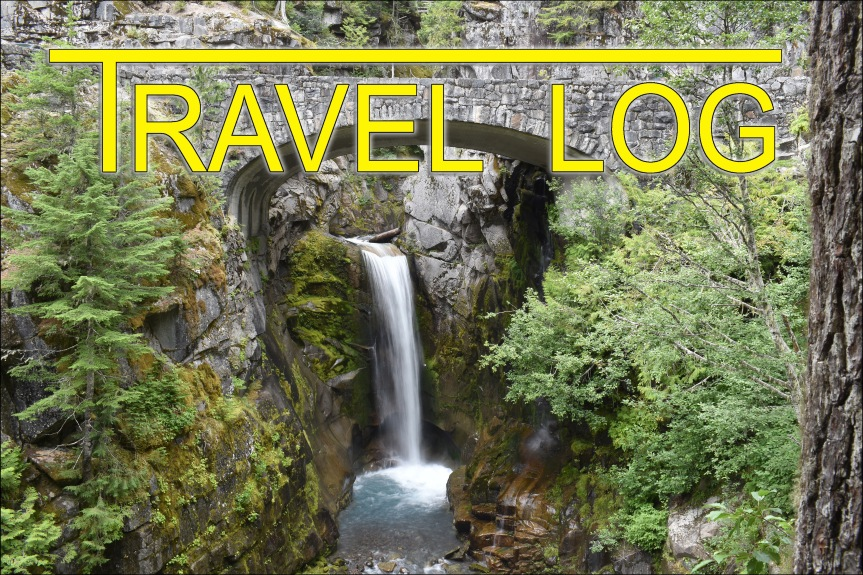 Travel Log – Falling for Water!