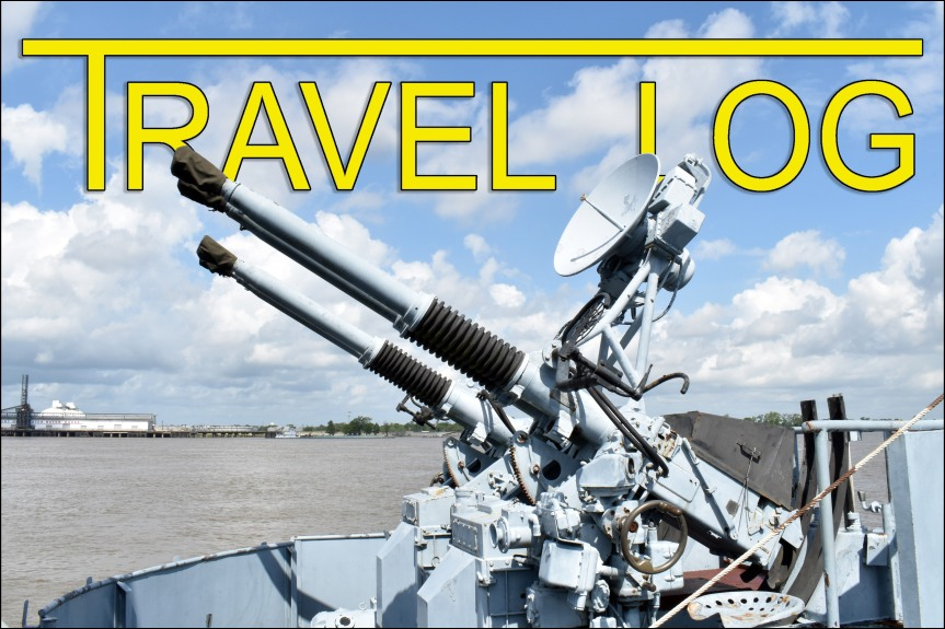 Travel Log: Under the Guns, Part2
