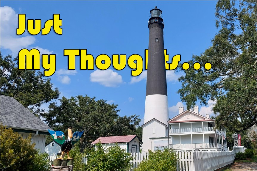 Just My Thoughts – Let the Sunshine StateIn!